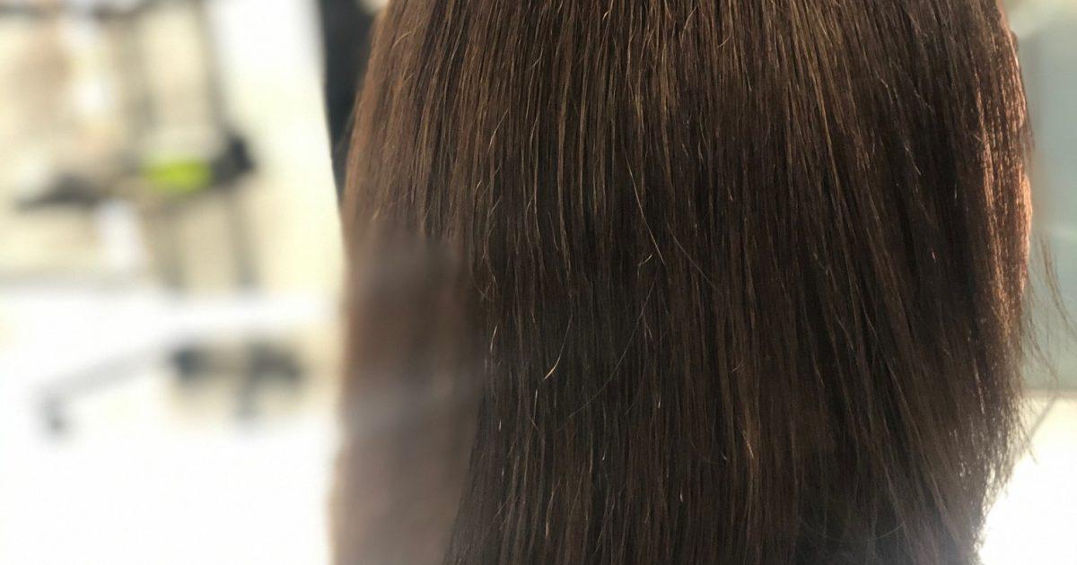 髪質改善リニューアルプログラム