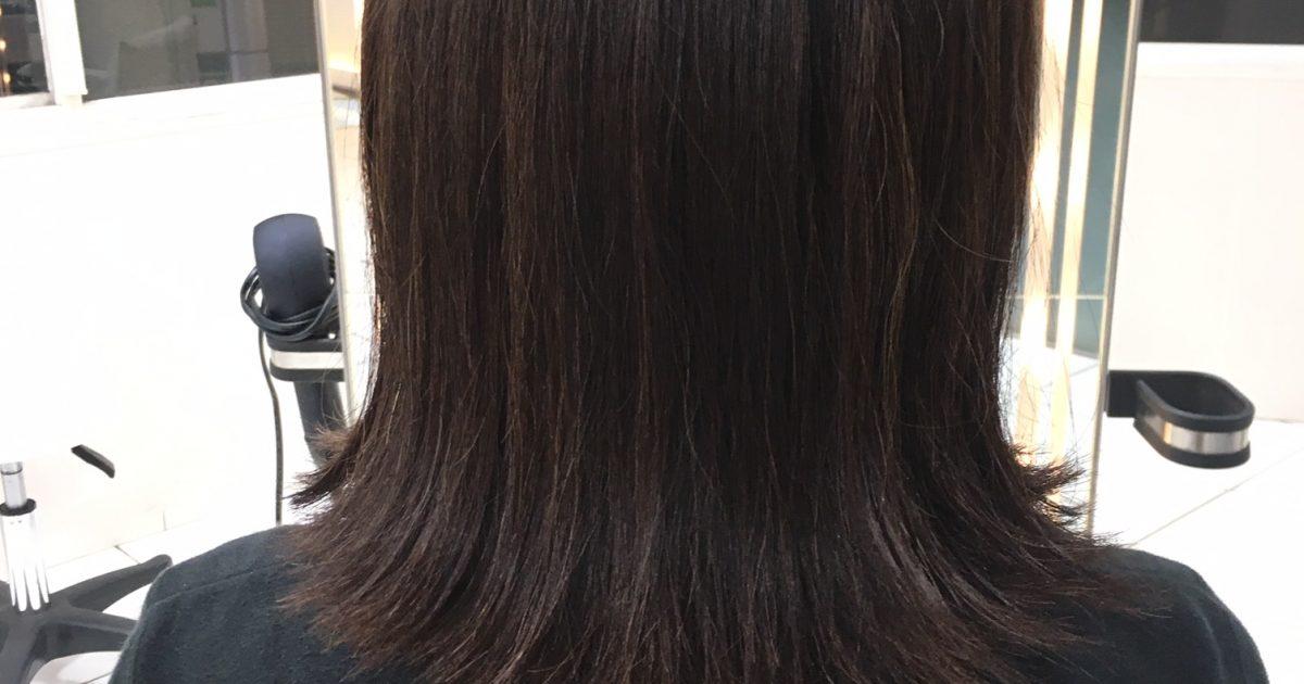 パサつきゴワついた髪も見違えるほど美髪に