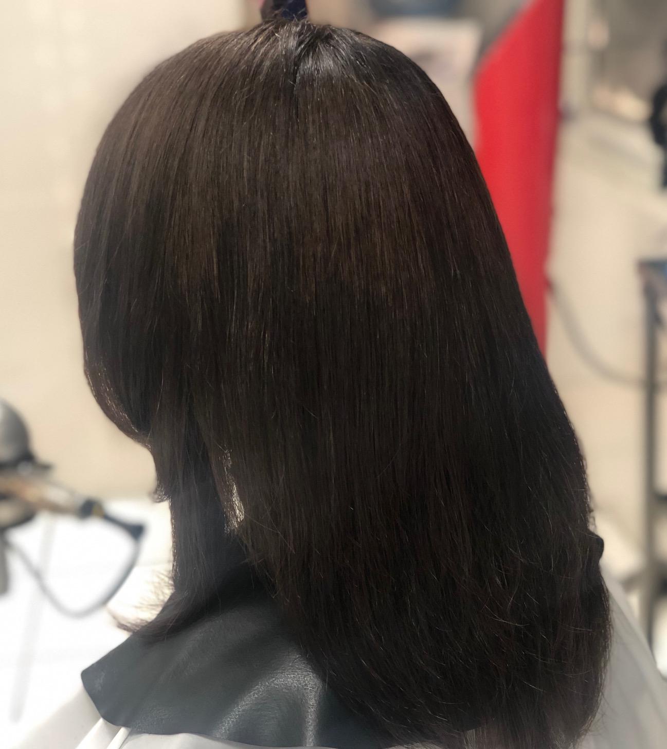 髪質リニューアルプログラム
