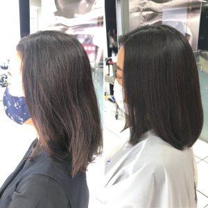 30代髪質改善モニター事例