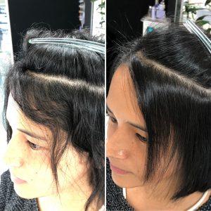 くせ毛を髪質改善