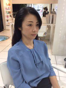 髪質改善/施術前カウンセリング